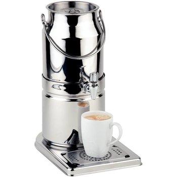 Melk dispenser roestvrijstaal - 3 liter