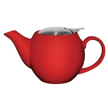 Theepot 0,5 liter - rood