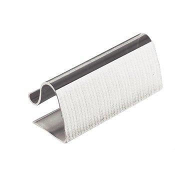 Tafelrok clip - 5 tot 20mm - 10 stuks