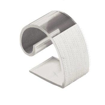 Tafelrok clip - 10 tot 30mm - 10 stuks