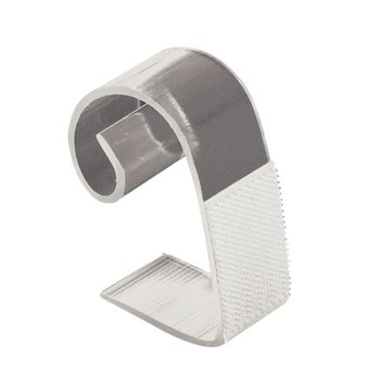 Tafelrok clip - 25 tot 50mm - 10 stuks
