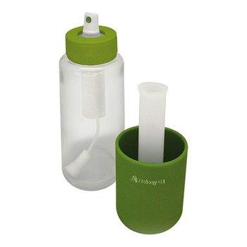Olie en azijn verstuiver - glas en kunststof - 15cl