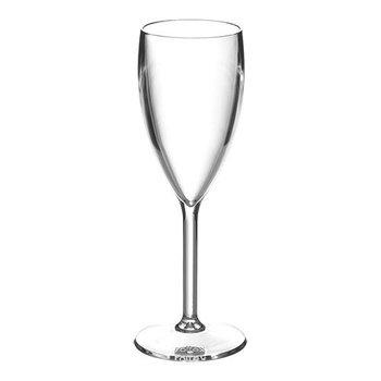 Champagneglas polycarbonaat - 10cl