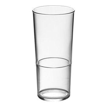 Universeelglas stapelbaar polycarbonaat - 28cl