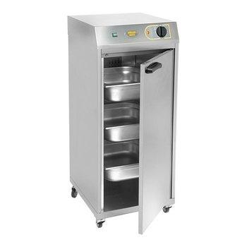 Voedsel warmhoudkast - 3x 2/3GN - 130 graden