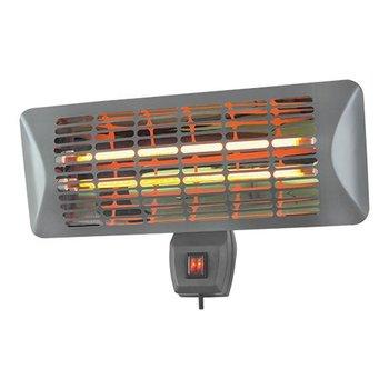Terrasverwarmer - infrarood - 2 meter snoer