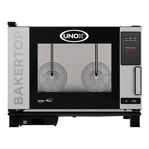 Unox Bake-off oven - XEBC-04EU-E1R- BakerTop MindMaps ONE - 4x 60x40cm