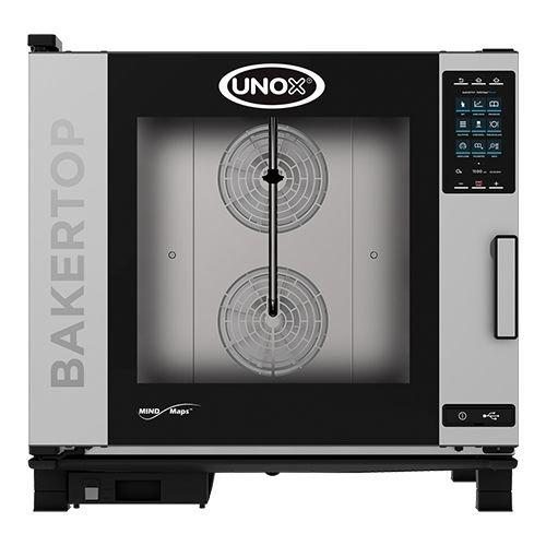 Unox Bake-off oven - XEBC-06EU-EPR- BakerTop MindMaps PLUS - 6x 60x40cm - Extra power
