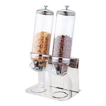 Buffet dispenser - cornflakes - 2x 4 liter