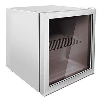 Koelkast - 50L | opzetmodel | glazen deur | (H)50x(B)47x(D)44