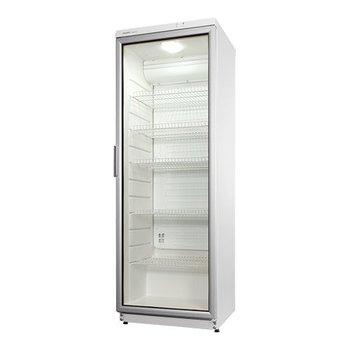 Koelkast | 320L | hoog | glazen deur | (H)173x(B)60x(D)60