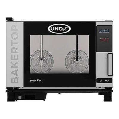 Bake-off oven - XEBC-04EU-E1L- BakerTop MindMaps ONE - 4x 60x40cm - Greep LINKS