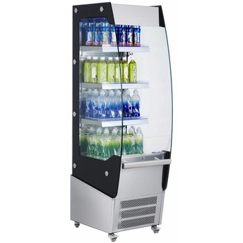 Open buffet display koeling | Simon | 220L | (H)174x(B)48,5x(D)60