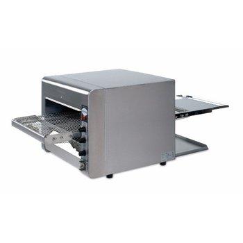 Conveyor doorlopende toaster - Gerrit