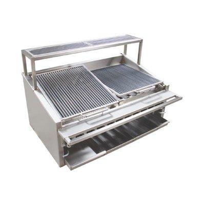 American grill klein - 67x87cm