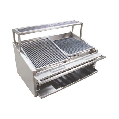American grill groot - 120x87cm