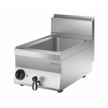 Elektrische bain marie Bartscher 650 snack - 1/1GN - 150mm diep