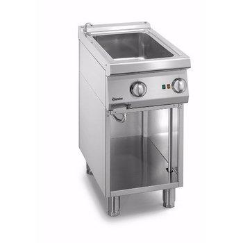 Elektrische bain marie Bartscher 700 classic - 1/1GN - met watertoevoer