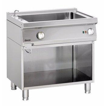 Elektrische bain marie Bartscher 700 classic - 2/1GN - met watertoevoer