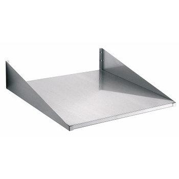 Draagplank RVS 18/10 - tot 50kg - 60x60cm