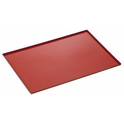 Bakblik met siliconencoating en 4 zijranden - 433x333mm