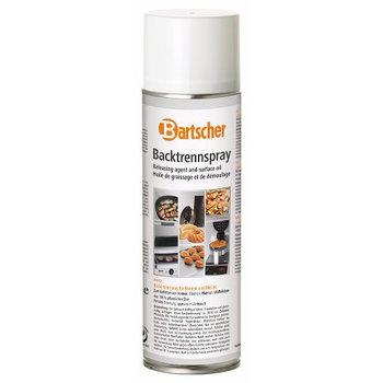 Antiaanbakspray - voor bakvormen en platen - 6 bussen