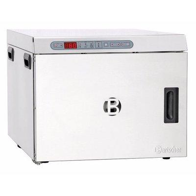 Lage temperatuur oven - 3x 1/1GN