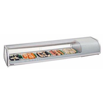 Koelopzetvitrine sushi bar - 5x 1/2GN