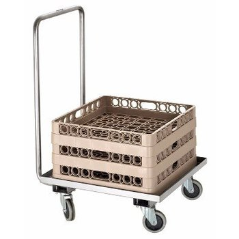 Korventransportwagen - voor 50x50cm korven