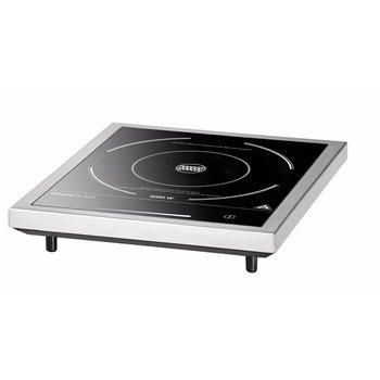 Inductie kookplaat IK20TC - 8 vermogens van 500 - 2000 watt