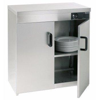 Warmkast Bartscher - 120 borden