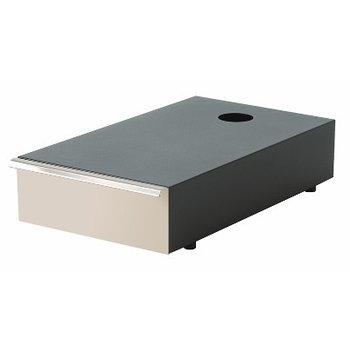 Koffieafkloplade - klein - 290x515mm