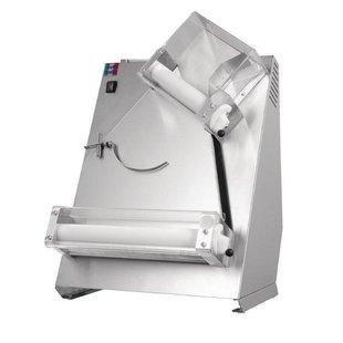 Pizza deegroller machine
