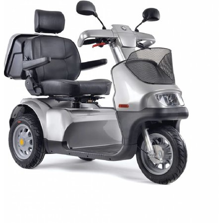 Afikim Afikim Breeze S3 Scootmobiel - 3 wiel