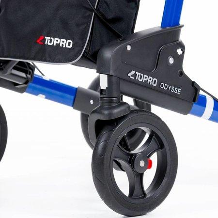 Topro Topro Odysse Rollator - Dubbel Opvouwbaar