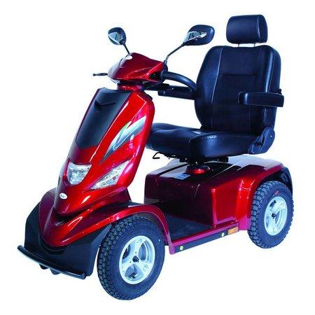 Drive ST6D Scootmobiel - 4 Wiel Scootmobiel