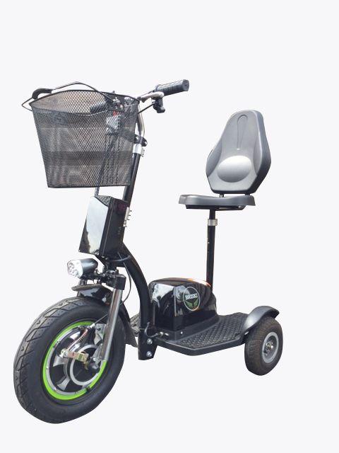 Electrische Scooter Step Kopen? Goed Opletten