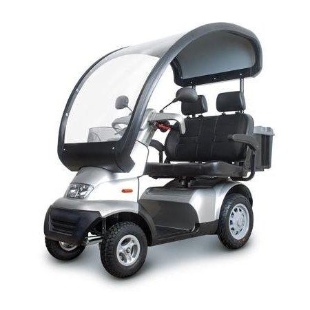 Afikim Scootmobiel Breeze S4 / S3  Met Overkapping