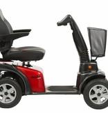 Life & Mobility Scootmobiel Mezzo 4 Rosso & Retro