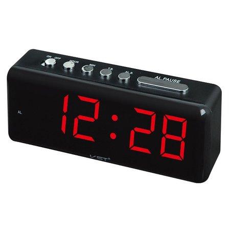 Slechtziend Wekker Met Grote Cijfers - LED Display