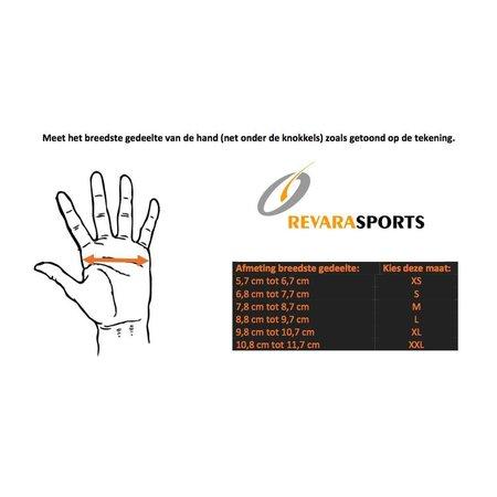 revara Revara Sports Lederen Zomer Handschoenen - RolstoelHandschoen