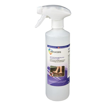 SecuCare Secucare Antslip Spray & Spoel