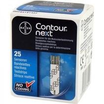 Contour XT teststrips