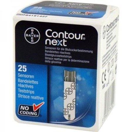 Bayer Contour XT teststrips