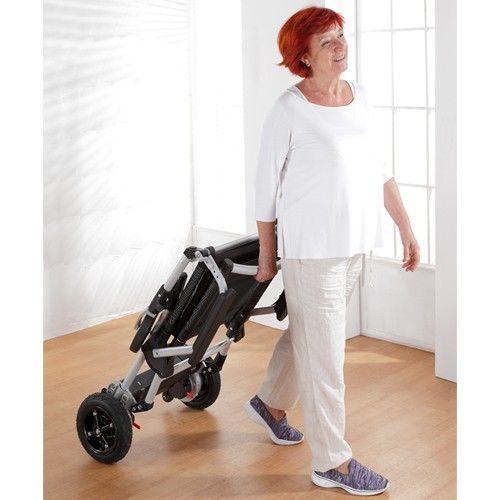Joyrider opvouwbare elektrische rolstoel lichtgewicht
