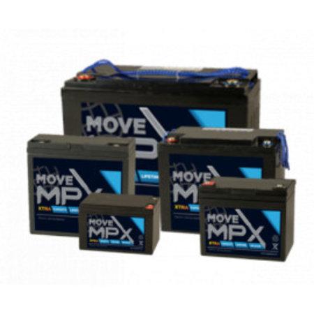 Move Move Scootmobiel Accu 85Ah MPX (105 Ah)