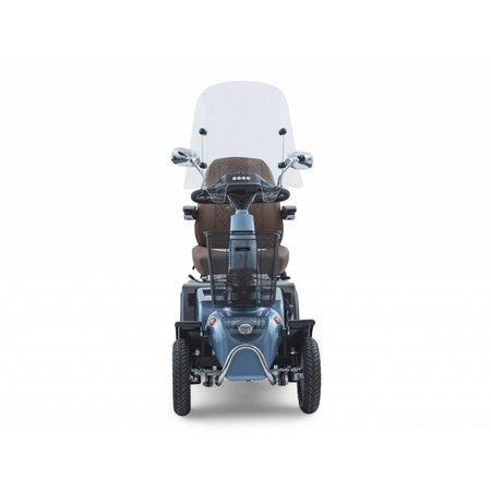 Life & Mobility Scootmobiel Solo 4 Blue Diamond Edition - Nieuw 2019