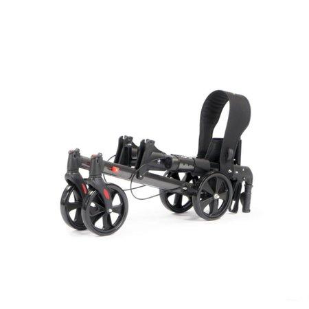 MultiMotion Multimotion Double Rollator - Dubbel Opvouwbaar