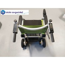 Joyrider Met Elektrische Achterloopset - Opvouwbare Elektrische Rolstoel