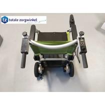 Zinger Joyrider met Elektrische Achterloopset (Opvouwbare Rolstoel)